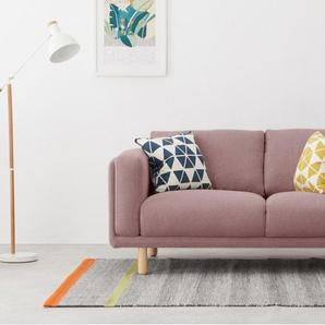 Karson 2-Sitzer Sofa, Rosa