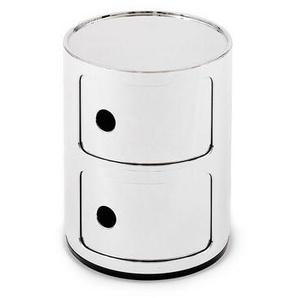 Kartell Container Componibili, Designer Anna Castelli Ferrieri, 40 cm