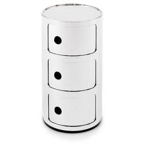 Kartell Container Componibili, Designer Anna Castelli Ferrieri, 58.5 cm