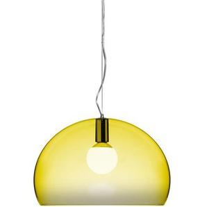 Kartell - FL/Y Pendelleuchte - gelb - indoor