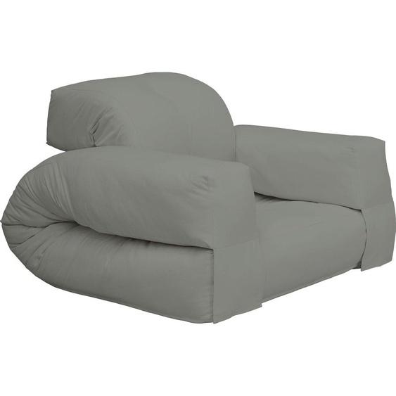 Karup Design  Bettcouch  »Hippo«, grau»Hippo«