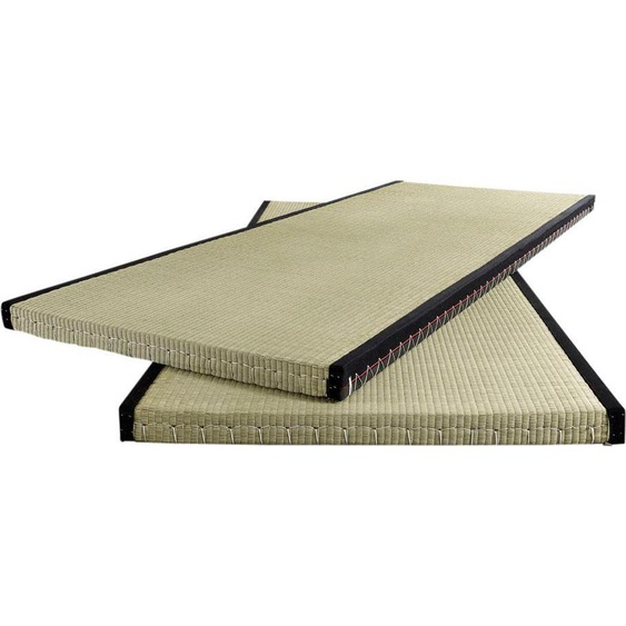 Karup Design Futonmatratze Tatami, (1 St.) 5 (0-160 kg), 1x 90x200 cm, ca. 5,5 cm grün Weitere Matratzen Schlafzimmer Matratze