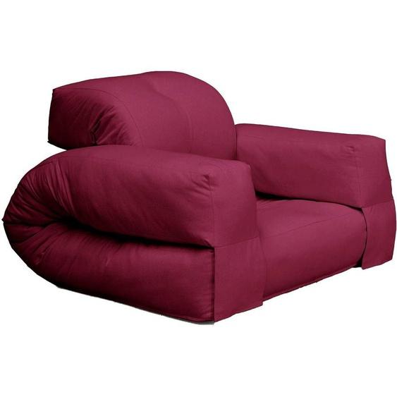 Karup Design  Schlaf-Sofa  »Hippo«, rot»Hippo«