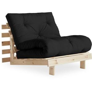Karup Design Schlaf-Sofa »Roots«, grau, inkl. Futonmatratze