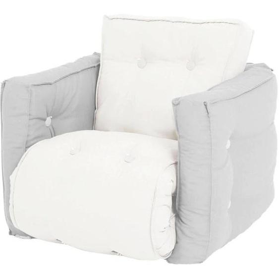 Karup Design Sessel Mini Dice Einheitsgröße beige Kinder Kindersessel Kindersofas Kindermöbel