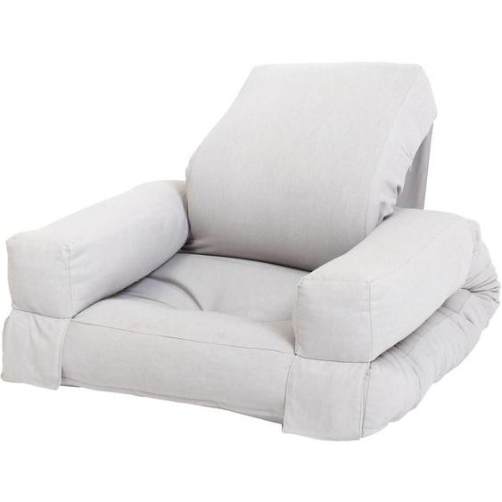 Karup Design Sessel Mini Hippo Einheitsgröße grau Kinder Kindersessel Kindersofas Kindermöbel