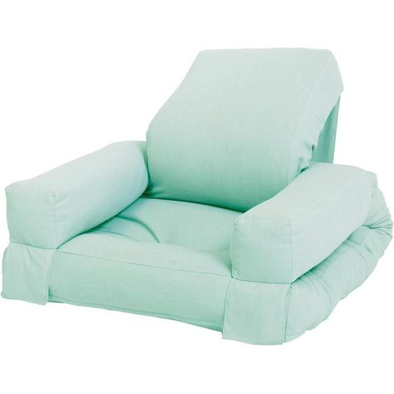 Karup Design Sessel Mini Hippo Einheitsgröße grün Kinder Kindersessel Kindersofas Kindermöbel