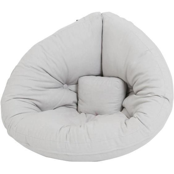 Karup Design Sessel Mini Nido Einheitsgröße grau Kinder Kindersessel Kindersofas Kindermöbel