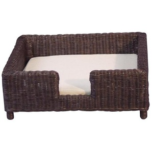 Hunde-/ Katzenbett mit Kissen Vada