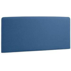 Kave Home - Dyla Kopfteil 178 x 76 cm dunkelblau