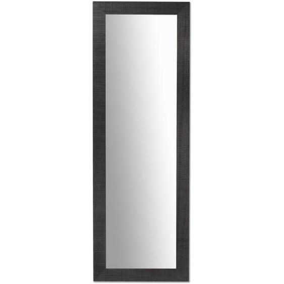 Kave Home - Seven Spiegel schwarz 52 x 152 cm