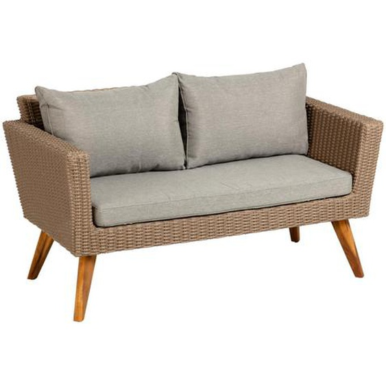 Kave Home - Sofa Sumie 2-Sitzer 134 cm