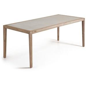 Kave Home - Vetter Tisch 200 x 90 cm