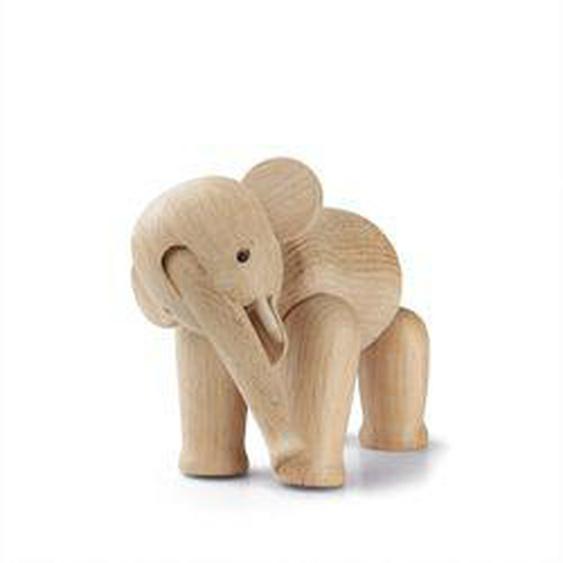 Kay Bojesen - Holz-Elefant Mini, Eiche