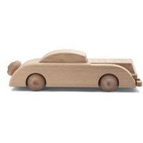Kay Bojesen - Limousine Holzfigur groß, Eiche