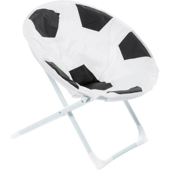 Kayoom Kinderklappstuhl Einheitsgröße weiß Kinder Gartenmöbel Outdoor-Spielzeug Stühle