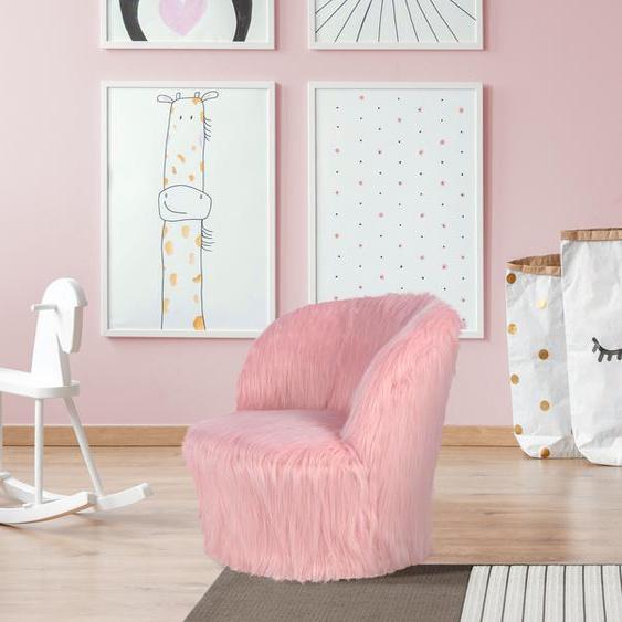 Kayoom Sessel Nanny, (1 Stück) Einheitsgröße rosa Kinder Kindersessel Kindersofas Kindermöbel
