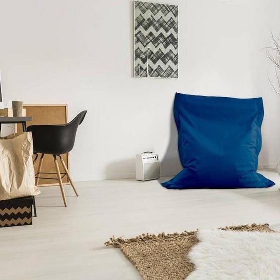 Kayoom Sitzsack »Idle Time«, (1 Stück), blau