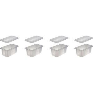 keeeper Aufbewahrungsbox »emil« (Set, 4 Stück)