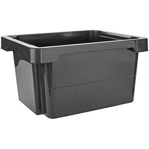 Keeeper Drehstapelbox schwarz 42 x 13,5 x 9 cm
