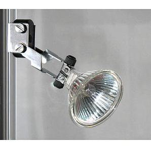 Kerkmann Beleuchtungs-Set für Vitrinen silber 5x 20 W