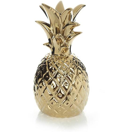 Kerzenhalter Gold ca. 12,8cm (L) x 12,8cm (B) x 26,5cm (H)