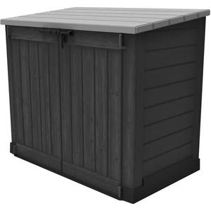 Keter Garten-/Mülltonnenbox Anthrazit