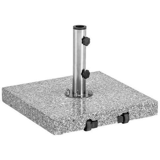 Kettler Easy Stand Schirmständer 40kg Granit Dunkelgrau