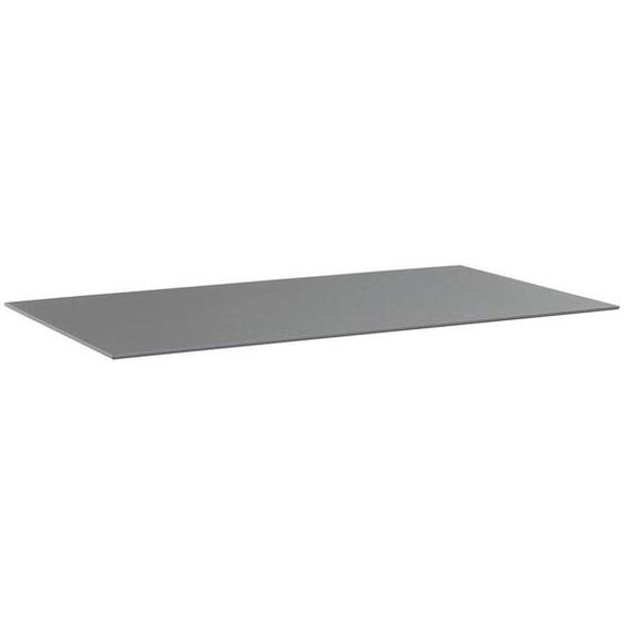 Kettler Gartentischplatte Kunststoff Grau , 95x1.3 cm