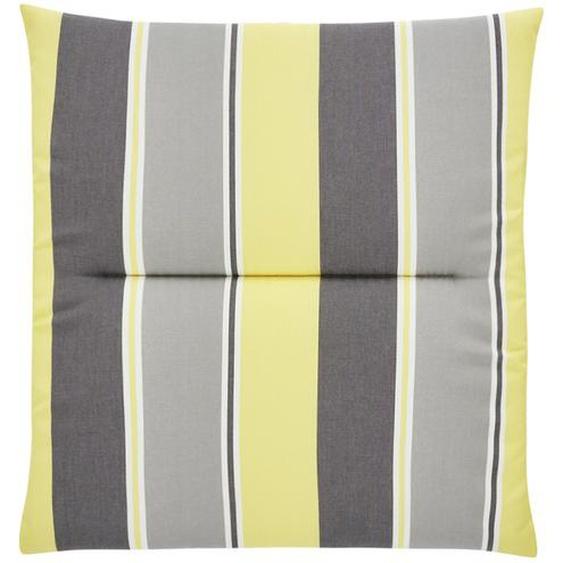 KETTLER Polska Auflage  Stripes Alutex - gelb | Möbel Kraft