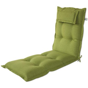KETTLER Polska Auflage  Rom grün ¦ grün ¦ Maße (cm): B: 50 H: 9