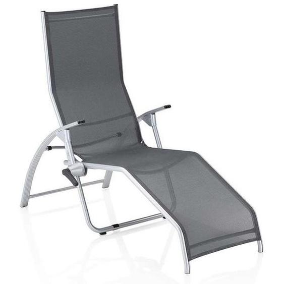 Kettler Tampa Bäderliege Aluminium/Batyline Hellgrau