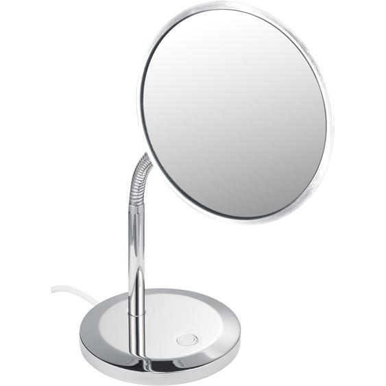 Keuco Kosmetikspiegel Elegance Standmodell verchromt Ø  20,7 cm EEK: A