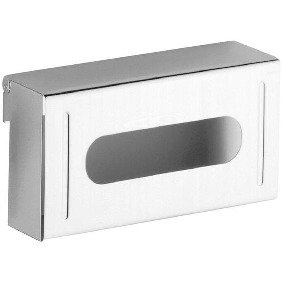 Keuco Papiertuchbox, Breite 24, aus Metall, für 150 Tücher