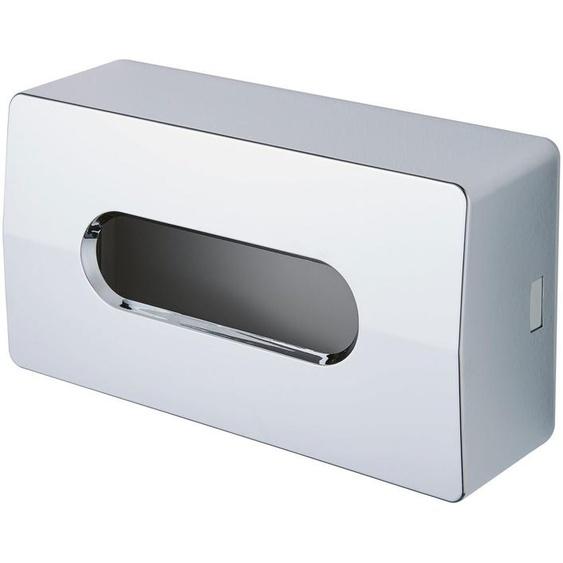 Keuco Papiertuchbox, Breite 25 cm, aus Metall, für 150 Tücher