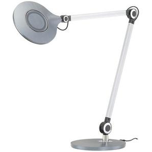 KHG LED-Schreibtischleuchte, 1-flammig, schwarz ¦ schwarz