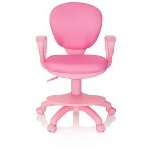 KID COLOUR - Kinderdrehstuhl Pink