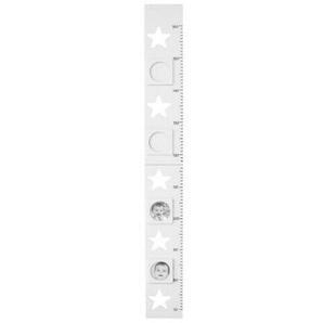 Kids Concept Wachstumsmesser Star Faltbar 70-160 Cm Weiß