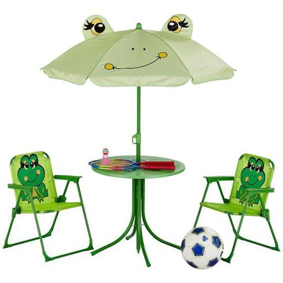Kinder-Gartenset - grün | Möbel Kraft