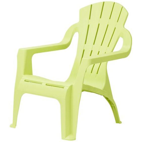 Kinder-Gartenstuhl  Mini-Selva - grün - Kunststoff | Möbel Kraft