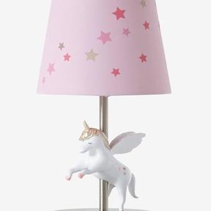 Kinder Nachttischlampe, Einhorn rosa