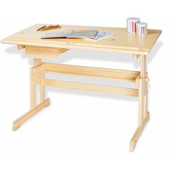 Kinder-Schreibtisch , beige »Lena, natur«, Pinolino®»Lena, natur«