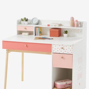 """Kinder Schreibtisch """"Léa"""" weiß/natur"""