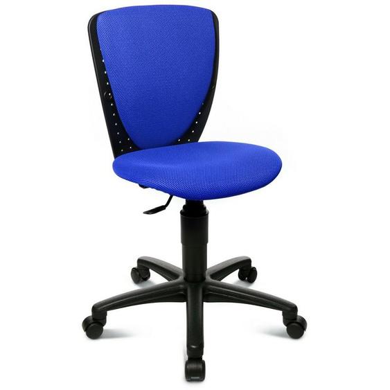 Kinder Schreibtischstuhl Bürostuhl Kinderdrehstuhl Topstar S´cool Blau