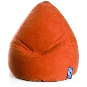 Kinder Sitzsack in Orange online kaufen