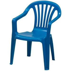 Kinder-Stapelsessel  Kindermöbel ¦ blau ¦ Kunststoff Gartenmöbel  Kinder-Gartenmöbel » Höffner