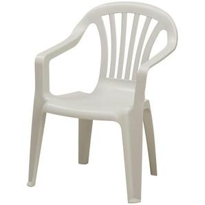 Kinder-Stapelsessel | weiß | Kunststoff | Möbel Kraft