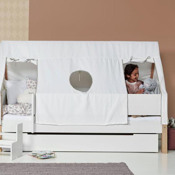Kinderbett Kids Town Tipi, weiß, 90x200 cm