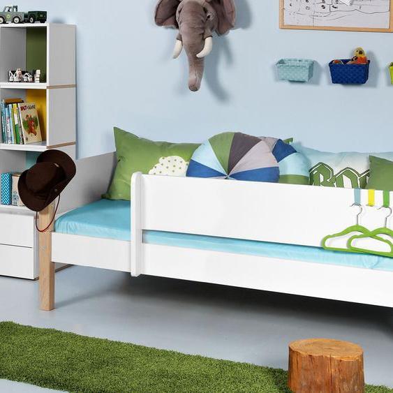 Kinderbett Kids Town, weiß, 90x200 cm