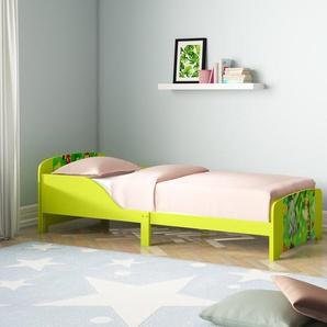 Kinderbett mit Lattenrost, 90 x 200 cm